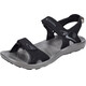 Columbia Techsun Sandals Men grey/black